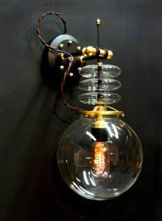 (Tesla Lamp by Art Donovan)