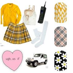 Jamberry Guess that Chick Flick Game Answer: Clueless
