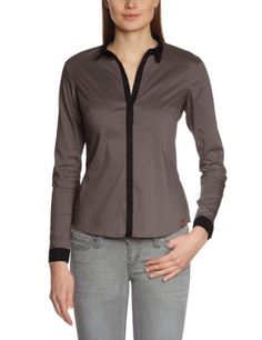 edc by ESPRIT 123CC1F001 Women's Blouse -  Multicoloured - Mehrfarbig (099 BLACK COLORWAY) - 10 edc by Esprit http://www.amazon.co.uk/dp/B00F9SBBRY/ref=cm_sw_r_pi_dp_.V5aub1Q5F5YJ
