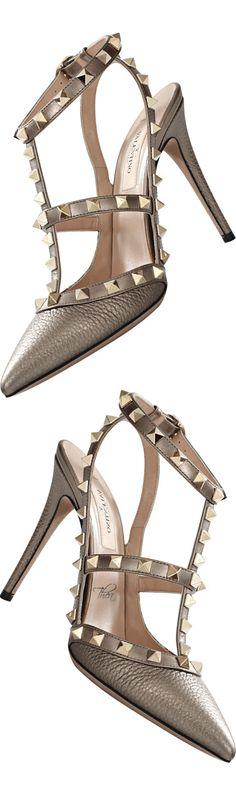 Valentino   Rockstud Pump |  @  shoes 1