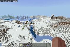 Click on the photo to visit www.tanishascraft.com and get the seed #, coordinates, photos, and video of the seed. Biomes, Windows 10, Vr, Nintendo Switch, Xbox, Minecraft, Photo Galleries, Seeds, Explore