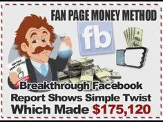 Make Money on Facebook - How to Make Money with Facebook - Facebook Money Method