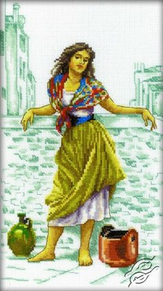 Cross stitch supplies from Gvello Stitch Inc. Hundreds of cross stitch products available delivered world-wide at affordable prices. We sell cross stitch kits, needles, things you need to make beautiful cross stitch designs. Hand Embroidery Patterns, Cross Stitch Embroidery, Cross Stitch Kits, Cross Stitch Patterns, Couple Drawings, Le Point, Needlepoint, Knitting, Crochet