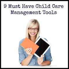 9 Must have Child Care Management Tools | Kinderlime # ChildCare #AfterSchool #Daycare