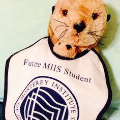 Week 6 Winner: Amy Slay #MontereyInstitute #MIISpride