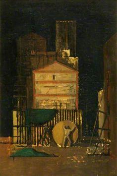 Your Paintings - Eugène Berman paintings