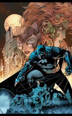 Batman Double Issue - Jim Lee Batman Hush