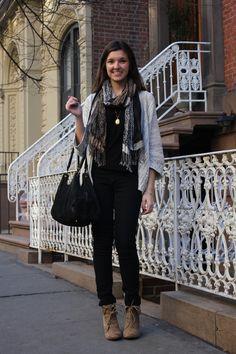 CLR Street Fashion: Jessica in New York City