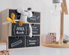 IKEA Minikommode Gestaltungsideen - www.limmaland.com