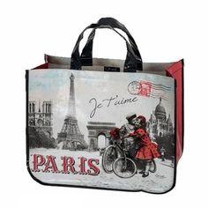 Cabas Paris je t'aime Orval Créations