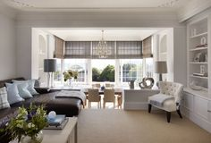 smart and cosy living room