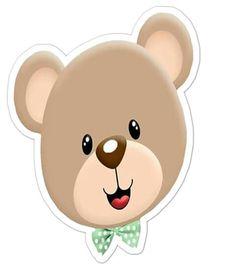 Baby Shawer, Ideas Para, Hello Kitty, Teddy Bear, Clip Art, Stickers, Animals, Care Bears, Baby Party