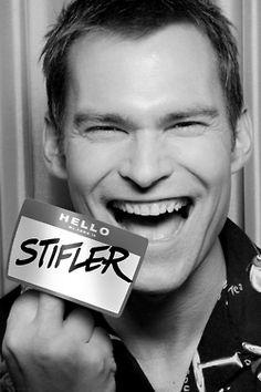 Seann William Scott #American Pie #Steve Stifler smile