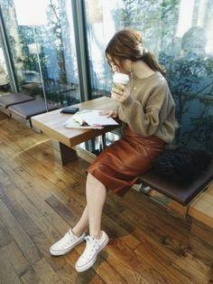 スニーカーコーデ♡2016春の大人カジュアルなレディース集82選-カウモ