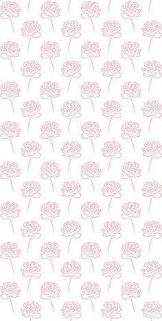 Vinyl wallpaper. Self-adhesive  dark pink OR by Yaelyaniv on Etsy