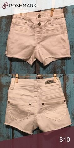 NWOT Justice size 8 slim shorts New without tags. Little girls size 8 SLIM Justice Bottoms Shorts