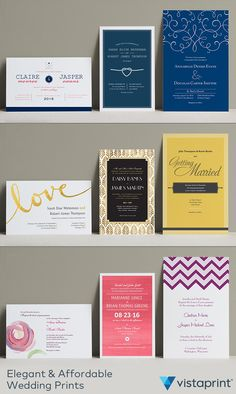 sneaky ways to save money on vistaprint wedding invitations a