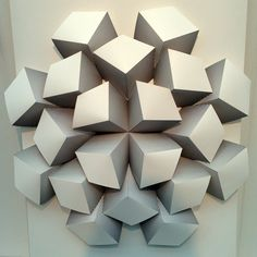 3D surface design. Wall panels. Wall art. Emilie Osborne emilieosborne.co.uk #SurfaceDesignShow