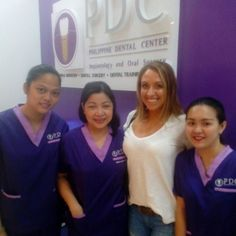 Welcoming our first patient from International SOS Ms. Shereen El-dabbagh from Melbourne Australia. GET AN APPOINTMENT NOW! Phone: (632) 561-6718 (632) 372-2433 Address: 101-M Upper Ground Floor The Annex SM North Edsa Quezon City #Composite #Whitening #Filling #Extractions #PDC #GeneralDentistry #DentalSurgery #DentalTraining #DentalXray #Dentures #CrownsAndVeneers #DentalImplants by phildentalcenter Our Dentures Page: http://ift.tt/1qb6MnF Other General Dentistry services we offer…