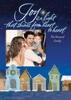 Shining Hearts - Hanukkah Greeting Cards in Midnight | Hallmark