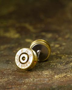 Ammo-Wear Early Funder Bullet Casing Jewelry #Art