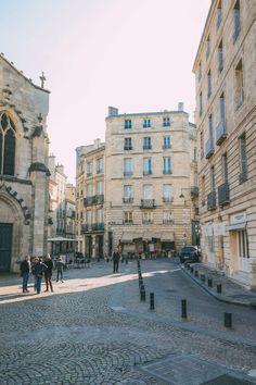 The Beautiful City of Bordeaux, France Bordeaux Wine, Bordeaux France, France Europe, France Travel, France Photography, Food Photography, Bordeaux Vineyards, Ville France, Paris Travel