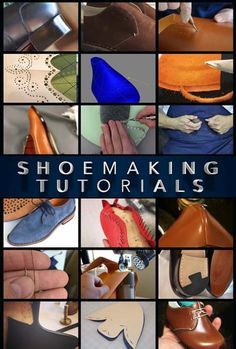 This video shoes the high heel shoemaking in depth - every detail from making the pattern to the final steps
