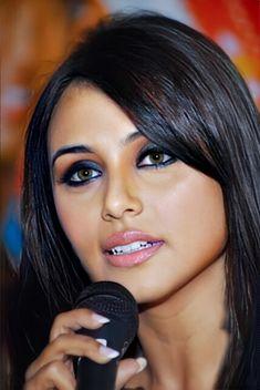 Indian Long Hair Braid, Braids For Long Hair, Indian Natural Beauty, Rani Mukerji, Bollywood Fashion, Beautiful Ladies, Indian Actresses, Bellisima, Making Out