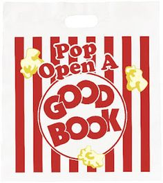 Popcorn theme freebies for reading!