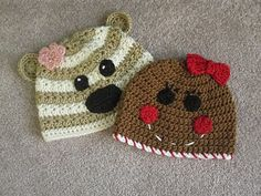 love the gingerbread girl hat.... ok the gear is cute too!