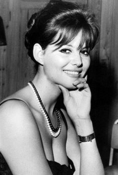 Claudia Cardinale - Love at first sight Old Hollywood Movies, Hollywood Icons, Hollywood Glamour, Hollywood Stars, Hollywood Actresses, Classic Hollywood, Claudia Cardinale, Brigitte Bardot, Classic Actresses