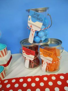 Lalaloopsy Art Birthday Party Ideas | Photo 7 of 18 | Catch My Party