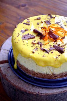 Alldayspice: Magical Cheesecake
