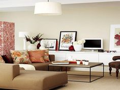 Decoration Ideas For Apartments   Bedrooms   Home: Small Living Room  Decorating Ideas   2013   2014