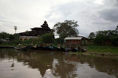 #Myanmar - Inle Lake ©EasiaTravel
