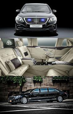 Mercedes-Maybach Pullman Guard