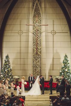 Vintage Winter Wedding | photos by Our Labor of Love | 100 Layer Cake