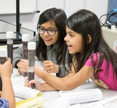 STEM activities enable teachers to hook students and then teach them the relevance of science...
