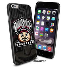 (Available for iPhone 4,4s,5,5s,6,6Plus) NCAA University sport Ohio State Buckeyes , Cool iPhone 4 5 or 6 Smartphone Case Cover Collector iPhone TPU Rubber Case Black [By Lucky9Cover] Lucky9Cover http://www.amazon.com/dp/B0173BQEUS/ref=cm_sw_r_pi_dp_eyunwb0X8ES4C