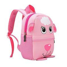 School Bag Backpack Kids Sheep Waterproof Preschool Toddlers Travel Gift for sale online Toddler Travel, Kids Backpacks, Travel Gifts, School Bags, Backpack Bags, School Supplies, Sheep, Preschool, Best Deals