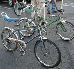 my first bike looked like this with a daisy seat!