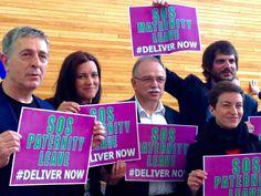 #MaternityLeave #delivernow approved! @ernesturtasun @papadimoulis @SteliosKoul @SkaKeller, and now @TimmermansEU?
