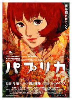 Paprika (2006) - Satoshi Kon