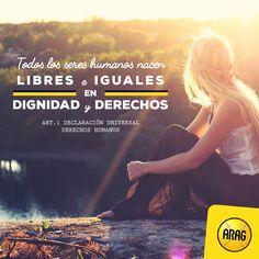 Hoy y siempre, ¡por la igualdad de derechos y oportunidades! #FelizDiaDeLaMujer 2016