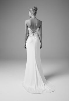 Unbridaled By Dan Jones Bridal Gowns Hansen available at The Bridal Atelier || www.thebridalatelier.com.au