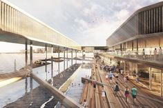 Gallery of Woods Bagot Unveils Public Jetty Design for South Australia - 1