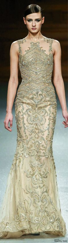 Tony Ward S/S 2015 Couture