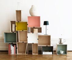 Ikea hack: open shelving