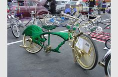 14 Pimped Bikes | Cool Material