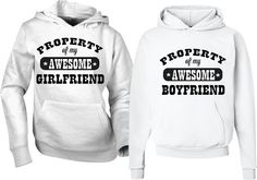 sudaderas.de. novios - Google Search Cute Couple Shirts, Cute Shirts, Couple Jacket, Boyfriend Girlfriend Shirts, Matching Hoodies, Amazing Girlfriend, Couple Outfits, Mood, Matching Outfits